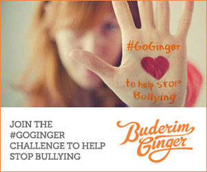 The #GoGinger Challenge