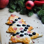Christmas pizza?