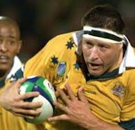 Aussie rugby great Phil Kearns on kids and outdoors