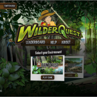 Easter holiday activities ~ fun with WilderQuest