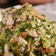 Prawn and Chicken Thai Salad