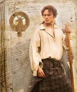 Oh my. Jamie Fraser Overlander