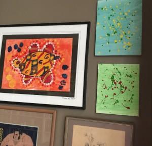 Precious artworks