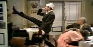 John Cleese aka Basil Fawlty.