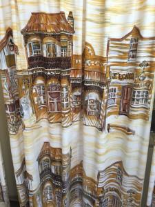 Curtains circa 1950