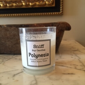 Polynesia ~ a must-have scent