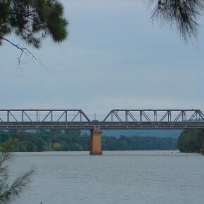Penrith bridge today