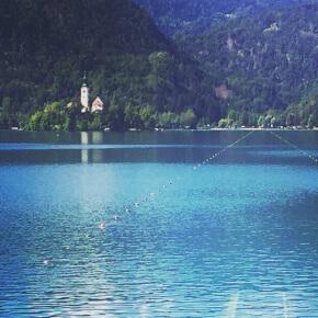 Lake Bled, Croatia