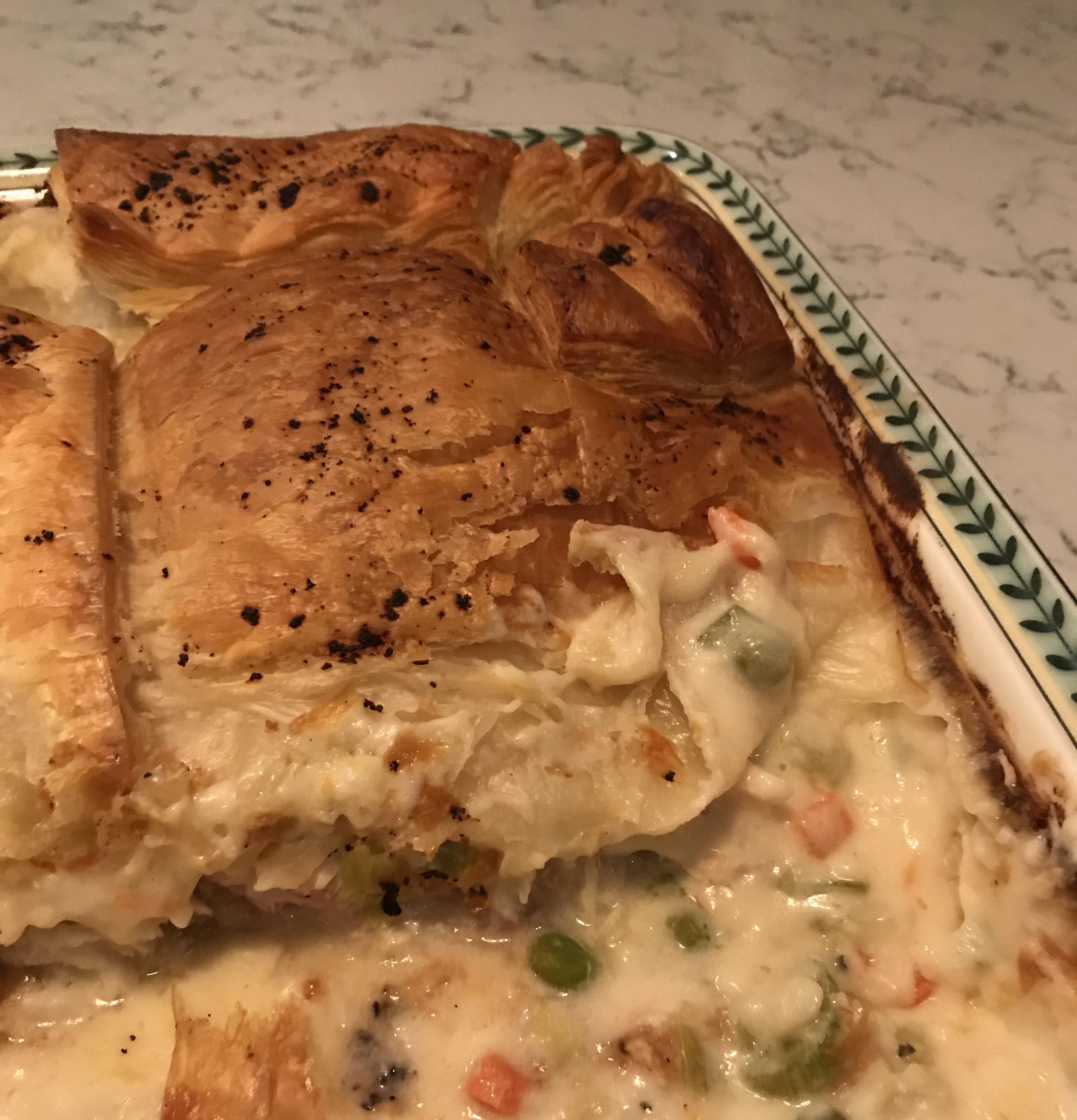 Snapper Pie